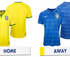 グループA ブラジル代表メンバー ワールドカップ2014 ブラジル大会