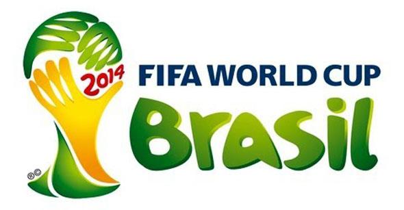 ワールドカップ2014 ブラジル大会ロゴ