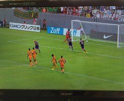 日本代表に見る球際のプレー