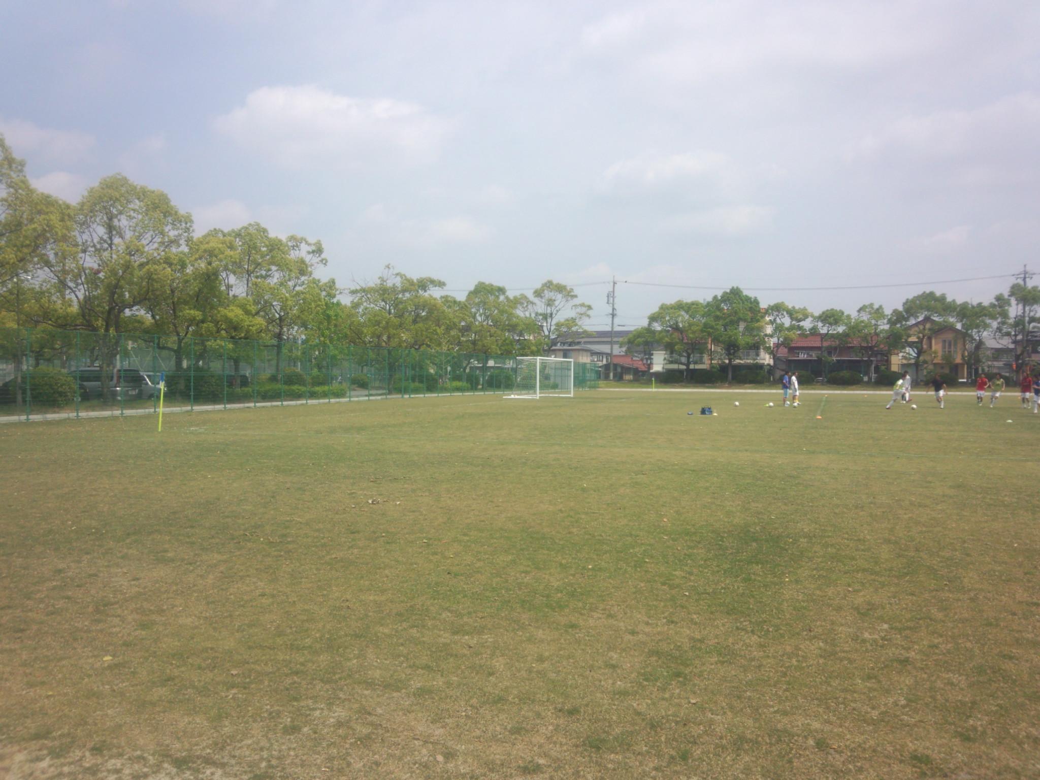 大垣市南公園運動場サッカー場