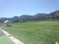 飛騨市杉崎公園グラウンド2