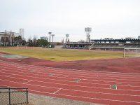 安城総合運動公園陸上競技場1