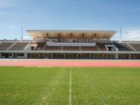 豊田市運動公園陸上競技場1
