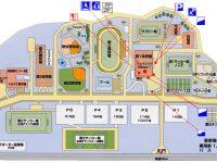 トヨタスポーツセンター陸上競技場3