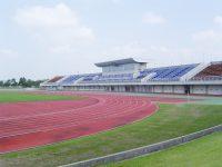 東員町スポーツ公園陸上競技場1