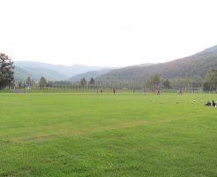 赤井川村都運動公園サッカー場