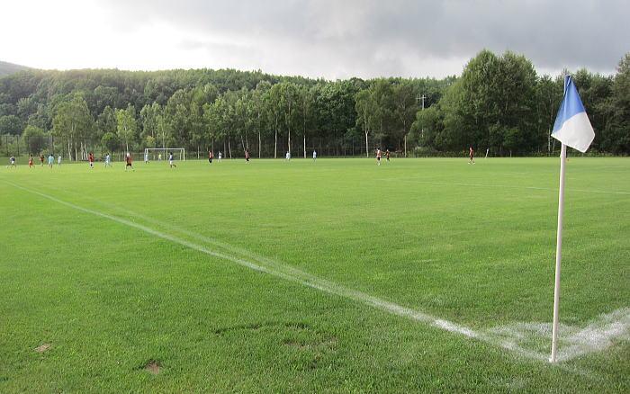 赤井川村都運動公園サッカー場   FOOTBALL JUNKY