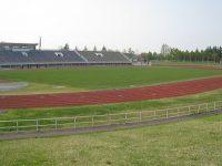 青森県総合運動公園陸上競技場1