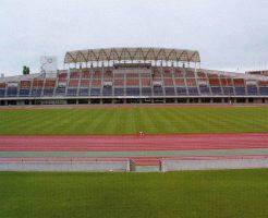 千代台公園陸上競技場
