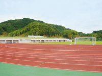 藤枝市総合運動公園陸上競技場1