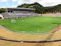 藤枝市総合運動公園サッカー場1