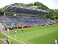 藤枝市総合運動公園サッカー場2