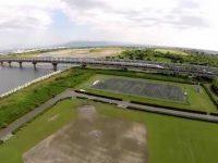 富士川河川敷スポーツ広場2