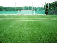 岐阜経済大学内サッカーグラウンド1