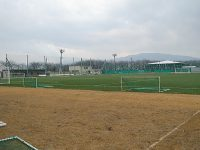 岐阜経済大学内サッカーグラウンド2