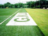 岐阜経済大学内サッカーグラウンド3