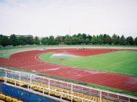 弘前市運動公園陸上競技場2