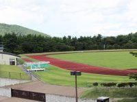 一戸町総合運動公園陸上競技場2