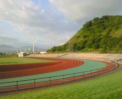 室蘭市入江運動公園陸上競技場