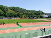 室蘭市入江運動公園陸上競技場2