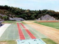 湖西運動公園陸上競技場3