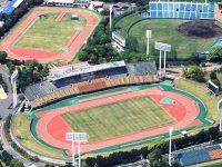 静岡県草薙総合運動場陸上競技場3
