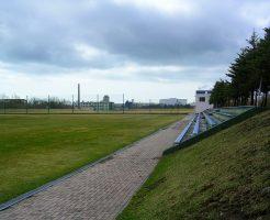 苫小牧市緑ヶ丘公園サッカー場