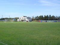 苫小牧市緑ヶ丘公園サッカー場3