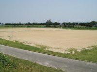 最上川上流河川緑地サッカー場2