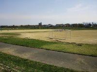 最上川上流河川緑地サッカー場3