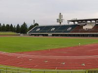 長野運動公園総合運動場 陸上競技場1