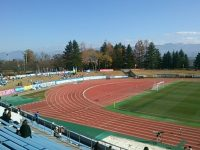 長野運動公園総合運動場陸上競技場3