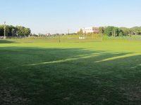 寿公園芝サッカーコート2