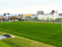 根崎公園ラグビー場1