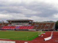 西京極総合運動公園陸上競技場兼球技場2