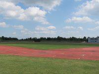 野幌総合運動公園陸上競技場1