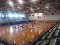 岡崎市体育館1
