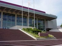 岡崎市体育館2