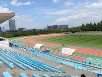 皇子山総合運動公園 陸上競技場1