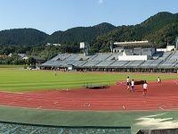 皇子山総合運動公園 陸上競技場2