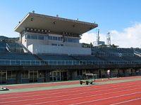 皇子山総合運動公園 陸上競技場3