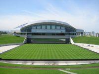 札幌ドーム屋外サッカーステージ1