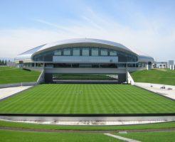 札幌ドーム屋外サッカーステージ