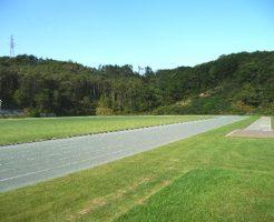 白老桜ヶ丘公園陸上競技場