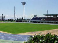 裾野市運動公園陸上競技場2