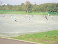 豊平川緑地サッカー場3
