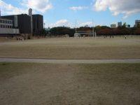 鶴舞公園陸上競技場1