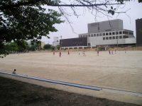 鶴舞公園陸上競技場3