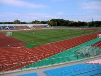八橋運動公園陸上競技場1