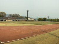 焼津市営総合グラウンド陸上競技場2